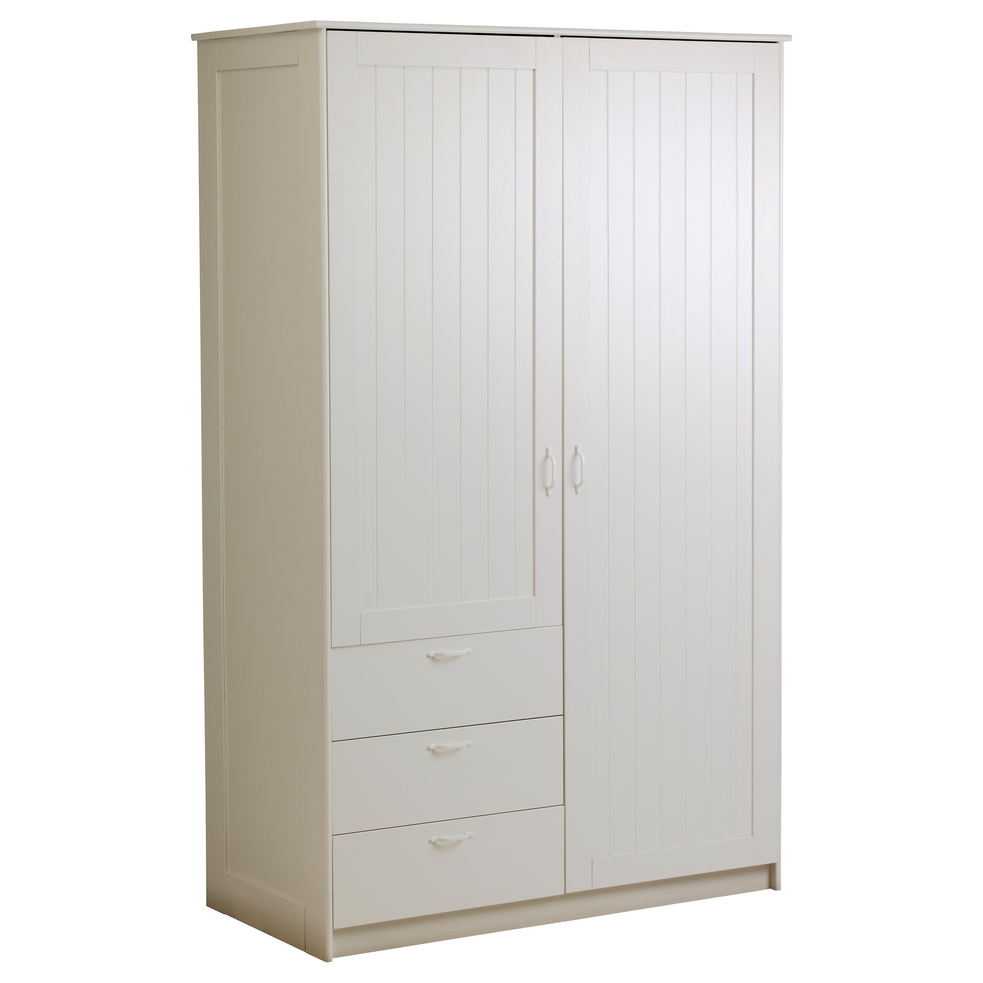3 Door White Wardrobes With Drawers Regarding Current White 3 Door Wardrobe With Drawers Sliding Uk Children's Childs (View 5 of 15)