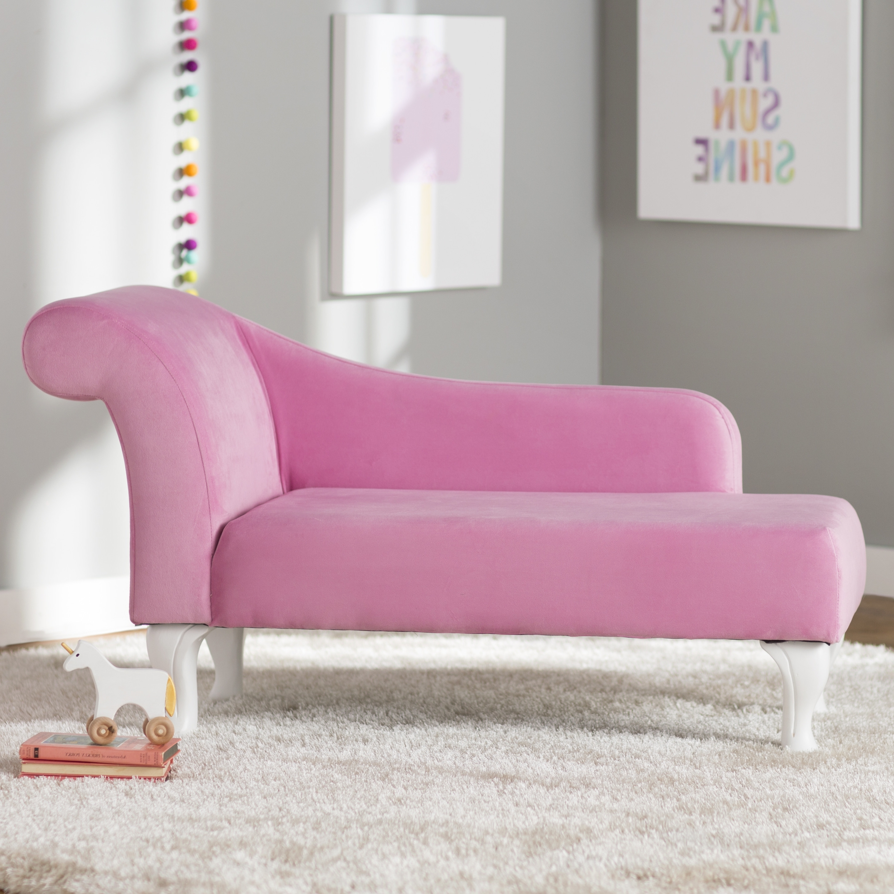 48 Kids Chaise Lounge, Kids Seating Wayfair – Warehousemold Regarding Current Children's Chaise Lounges (View 1 of 15)