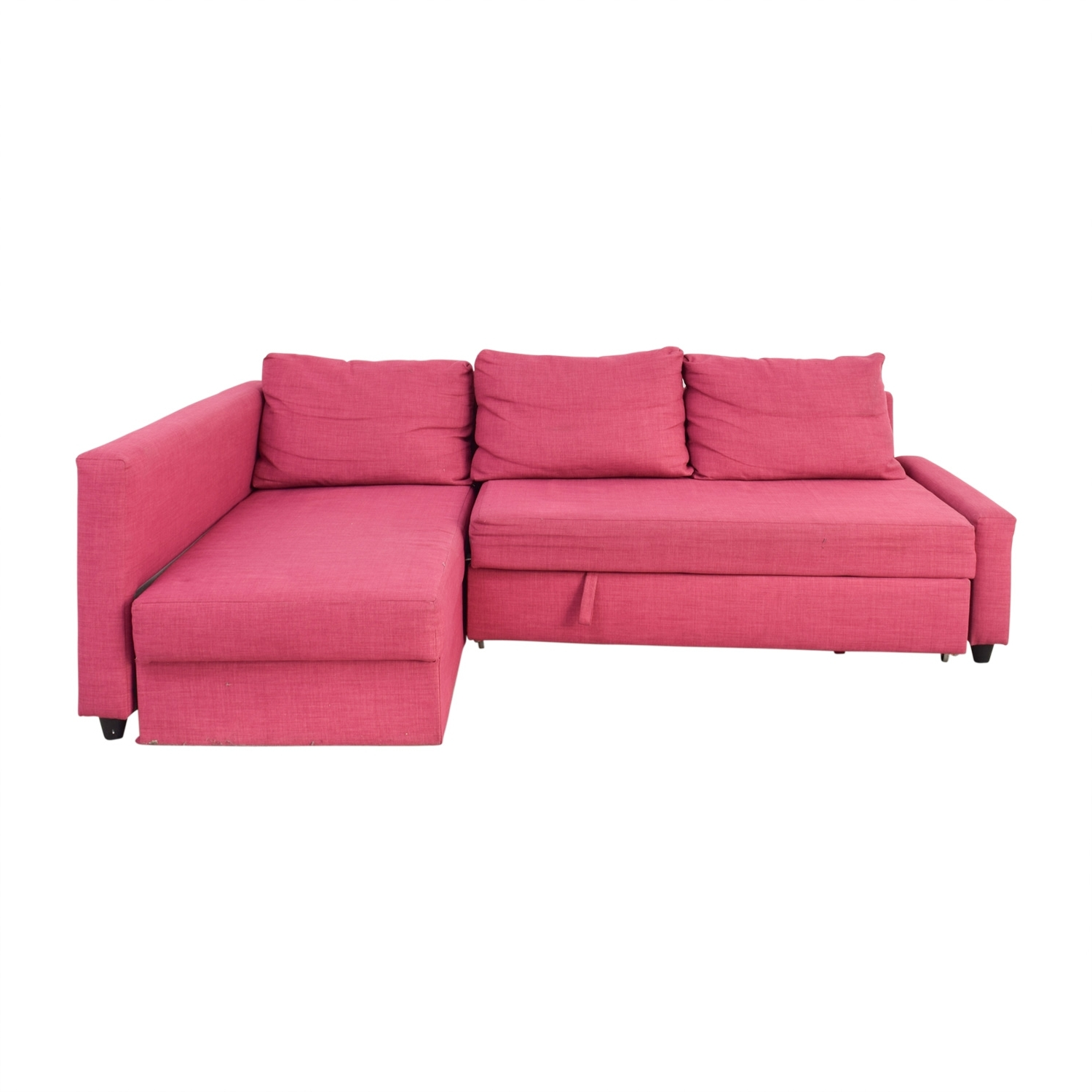 [%54% Off – Ikea Ikea Pink Kivik Chaise Sectional / Sofas Throughout Preferred Pink Chaises|Pink Chaises With Regard To Well Known 54% Off – Ikea Ikea Pink Kivik Chaise Sectional / Sofas|Newest Pink Chaises Regarding 54% Off – Ikea Ikea Pink Kivik Chaise Sectional / Sofas|Most Popular 54% Off – Ikea Ikea Pink Kivik Chaise Sectional / Sofas In Pink Chaises%] (View 1 of 15)