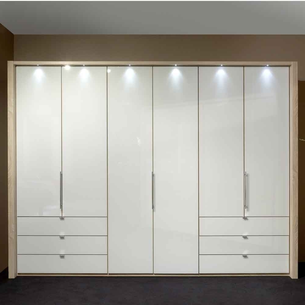 6 Doors Wardrobes Throughout 2018 Furniture For Modern Living – Furniture For Modern Living (View 2 of 15)