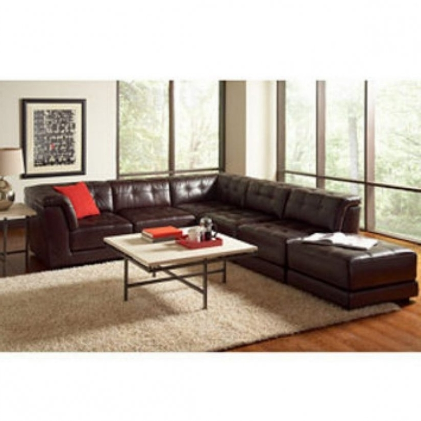 6 Piece Leather Sectional Sofas Pertaining To Latest Piece Sectional Sofa Leather Ashley Brambleton Sectional Roxanne (Gallery 6 of 15)