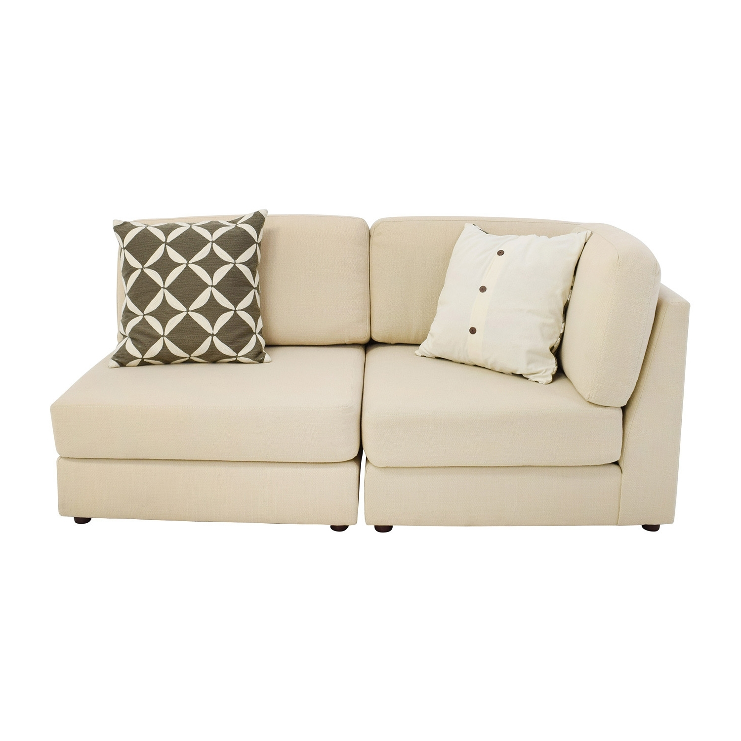 [%81% Off – Bob's Furniture Bob's Furniture Grey Chaise Lounge / Sofas Inside Most Up To Date Chaise Sofas|Chaise Sofas With Best And Newest 81% Off – Bob's Furniture Bob's Furniture Grey Chaise Lounge / Sofas|Best And Newest Chaise Sofas For 81% Off – Bob's Furniture Bob's Furniture Grey Chaise Lounge / Sofas|Well Known 81% Off – Bob's Furniture Bob's Furniture Grey Chaise Lounge / Sofas Within Chaise Sofas%] (View 14 of 15)