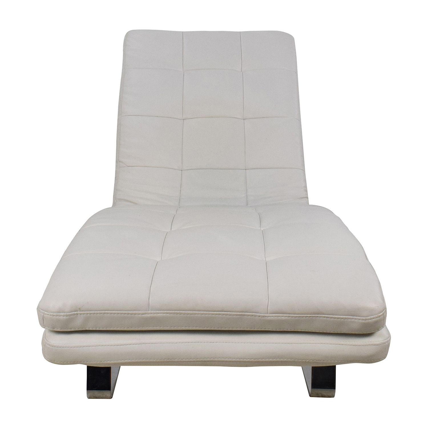 [%85% Off – Leija Designs Leija Designs Brown Mohair Chaise Lounger Inside 2018 White Chaises|White Chaises Pertaining To Preferred 85% Off – Leija Designs Leija Designs Brown Mohair Chaise Lounger|Widely Used White Chaises With Regard To 85% Off – Leija Designs Leija Designs Brown Mohair Chaise Lounger|Most Recently Released 85% Off – Leija Designs Leija Designs Brown Mohair Chaise Lounger Within White Chaises%] (View 12 of 15)