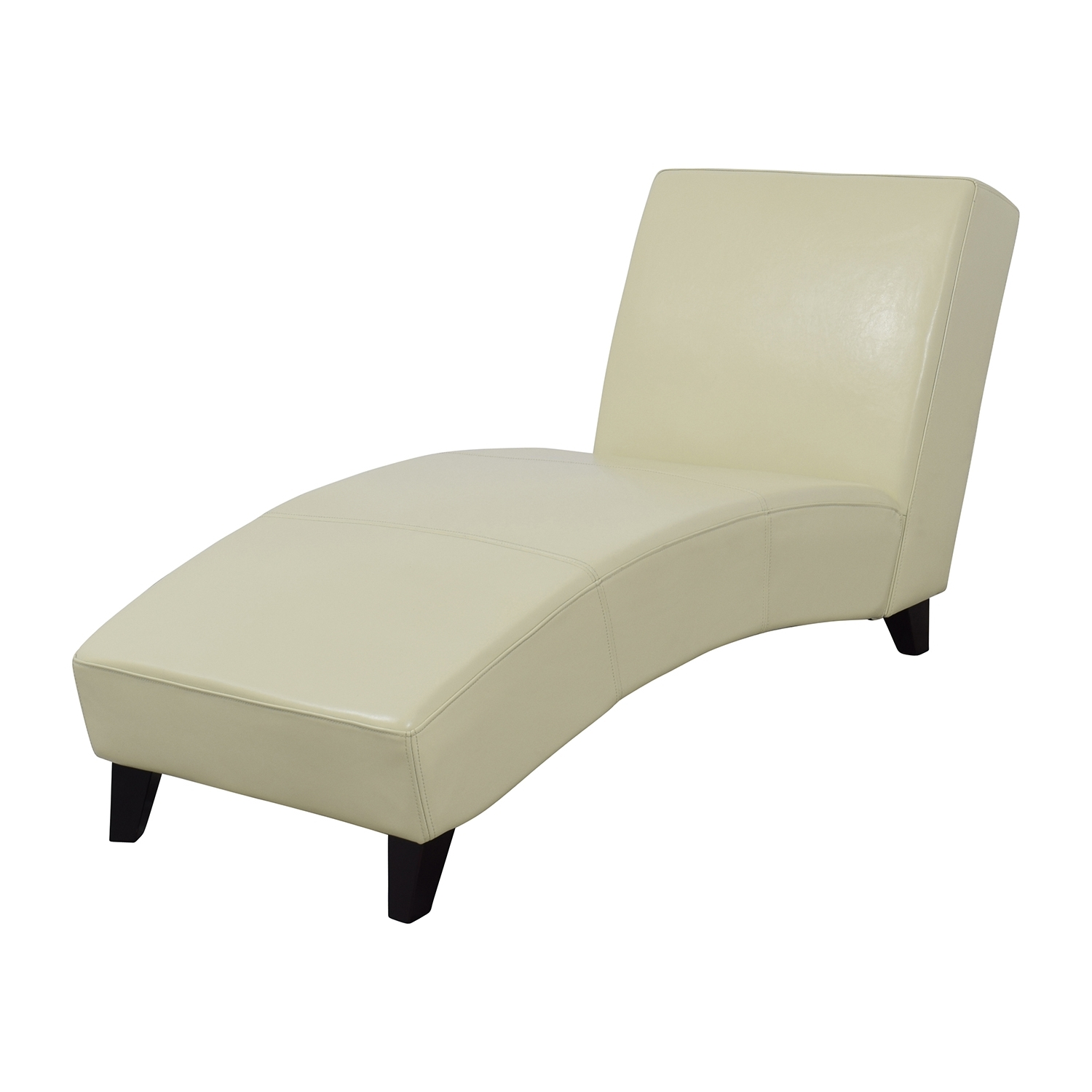 [%90% Off – Wayfair Wayfair White Leather Chaise / Sofas Inside Most Recently Released White Leather Chaises|White Leather Chaises With 2018 90% Off – Wayfair Wayfair White Leather Chaise / Sofas|Most Recent White Leather Chaises For 90% Off – Wayfair Wayfair White Leather Chaise / Sofas|Famous 90% Off – Wayfair Wayfair White Leather Chaise / Sofas Pertaining To White Leather Chaises%] (View 9 of 15)
