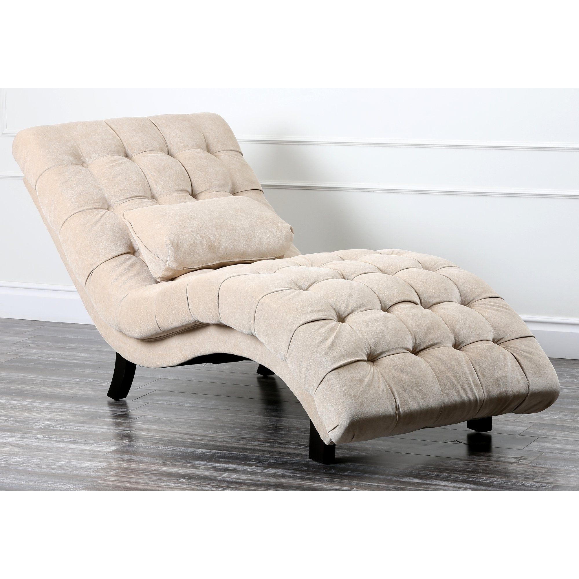 Featured Photo of Alessia Chaise Lounge Tufted Chairs