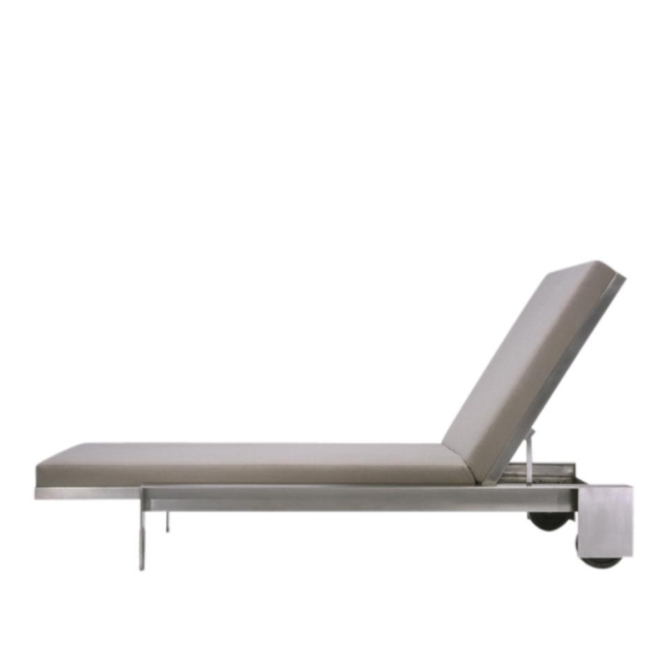 Aluminum Chaise Lounge Chairs Pertaining To 2017 Lounge Chair : Pool Recliners Loungers Garden Chaise Lounge Chair (View 3 of 15)