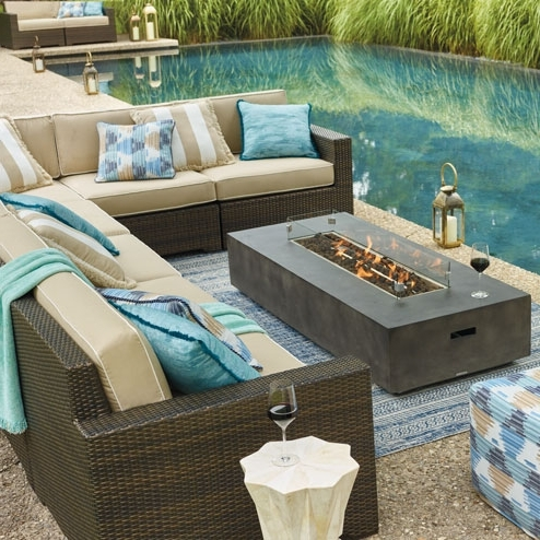 Amazing Outdoor Sofa Wood Patio Couch Out Of Palets Wooden Within With Regard To Widely Used Patio Sofas (View 1 of 10)