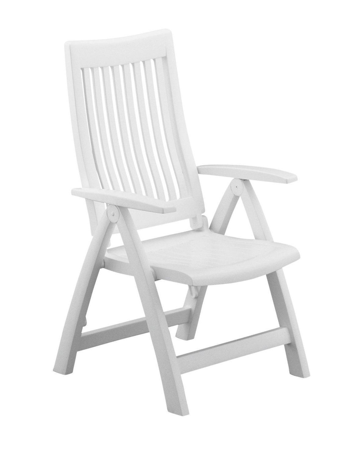 Amazon : Kettler Roma High Back Chair : Resin Chairs : Patio Pertaining To Most Popular Kettler Chaise Lounge Chairs (View 4 of 15)