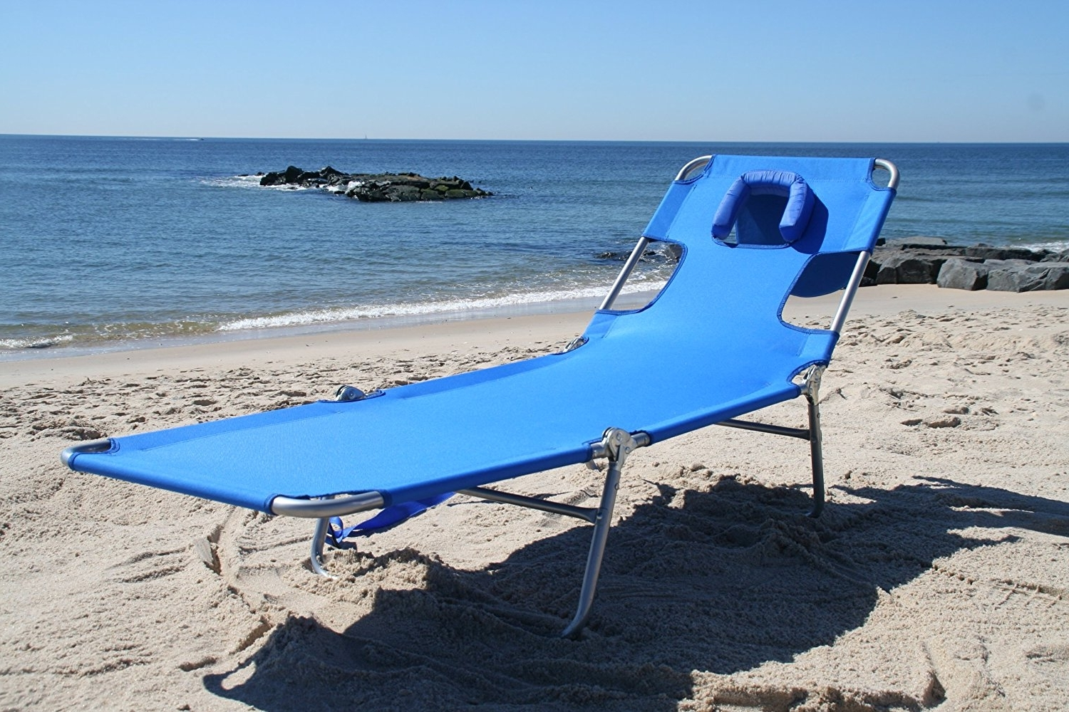 Amazon: Ostrich Lounge Chaise: Garden & Outdoor In 2017 Chaise Lounge Beach Chairs (View 7 of 15)
