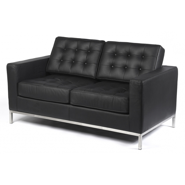 An Overview Of 2 Seater Sofa – Elites Home Decor Throughout Newest Black 2 Seater Sofas (View 1 of 10)