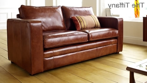 15 The Best Aniline Leather Sofas