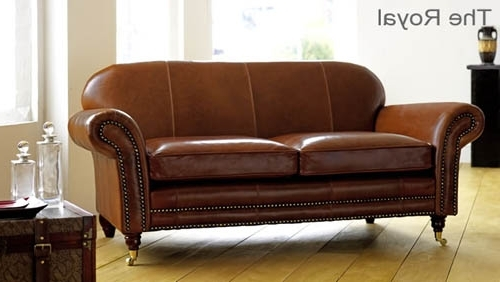 Aniline Leather Sofas In Popular Aniline Leather Sofa – The Sofa Collection (View 10 of 15)