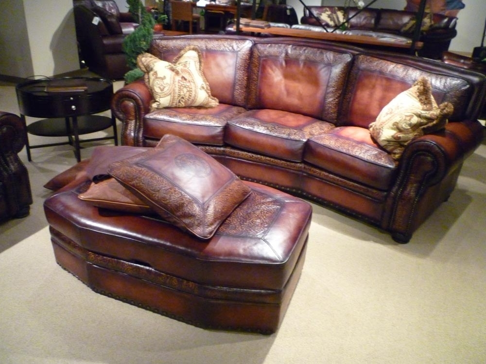 Aniline Leather Sofas Inside 2018 Aniline Leather Sofa : New Interiors  Design For Your Home (