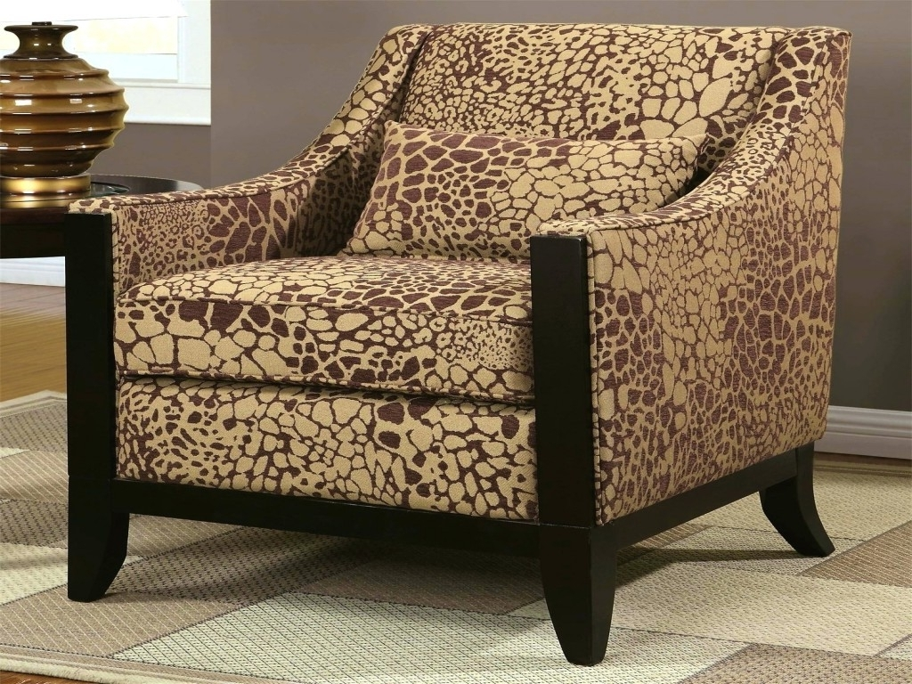 Animal Print Lounge Chair • Lounge Chairs Ideas Regarding Well Liked Zebra Print Chaise Lounge Chairs (View 2 of 15)