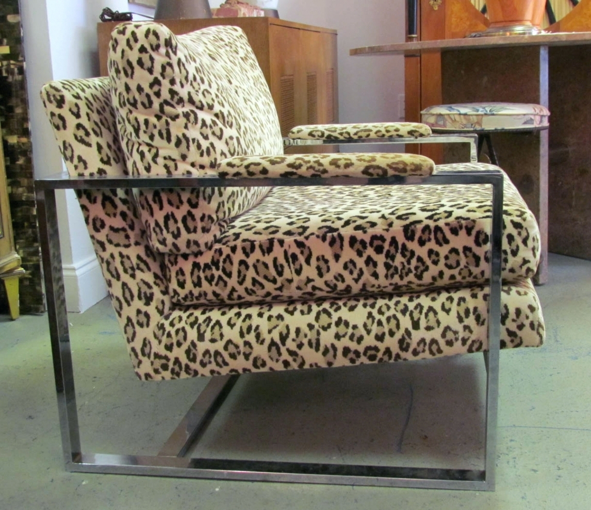 Animal Print Lounge Chair Lounge Furniture For Teen Girls Ideas Of With Regard To Widely Used Zebra Print Chaise Lounge Chairs (View 3 of 15)