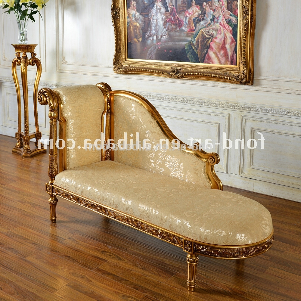 Antique Chaise Lounge Chair, Antique Chaise Lounge Chair Suppliers With Regard To Recent European Chaise Lounge Chairs (View 10 of 15)