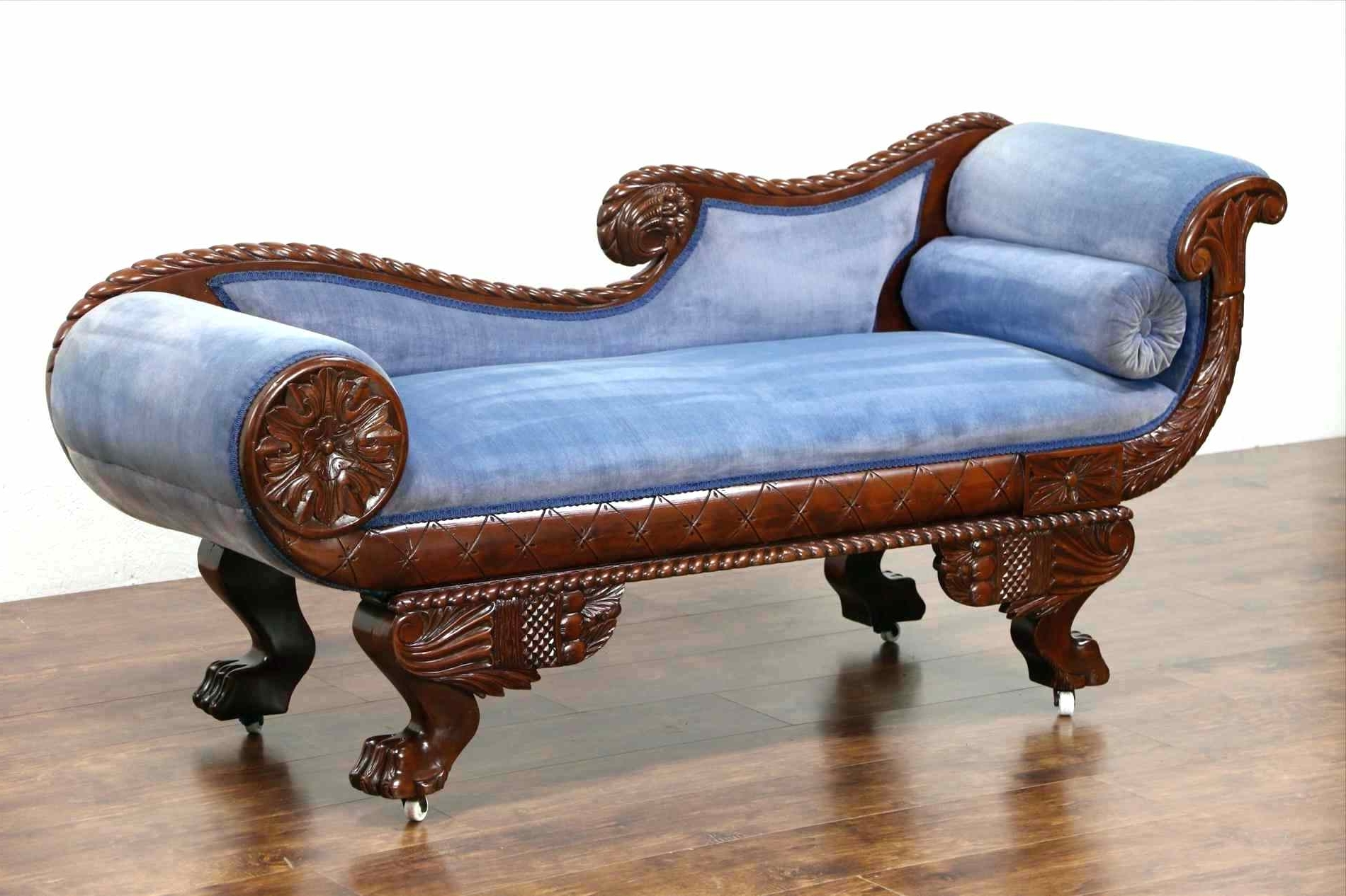 Antique Chaise Lounge Chairs With Most Popular Antique Chaise Lounge Chair • Lounge Chairs Ideas (View 8 of 15)