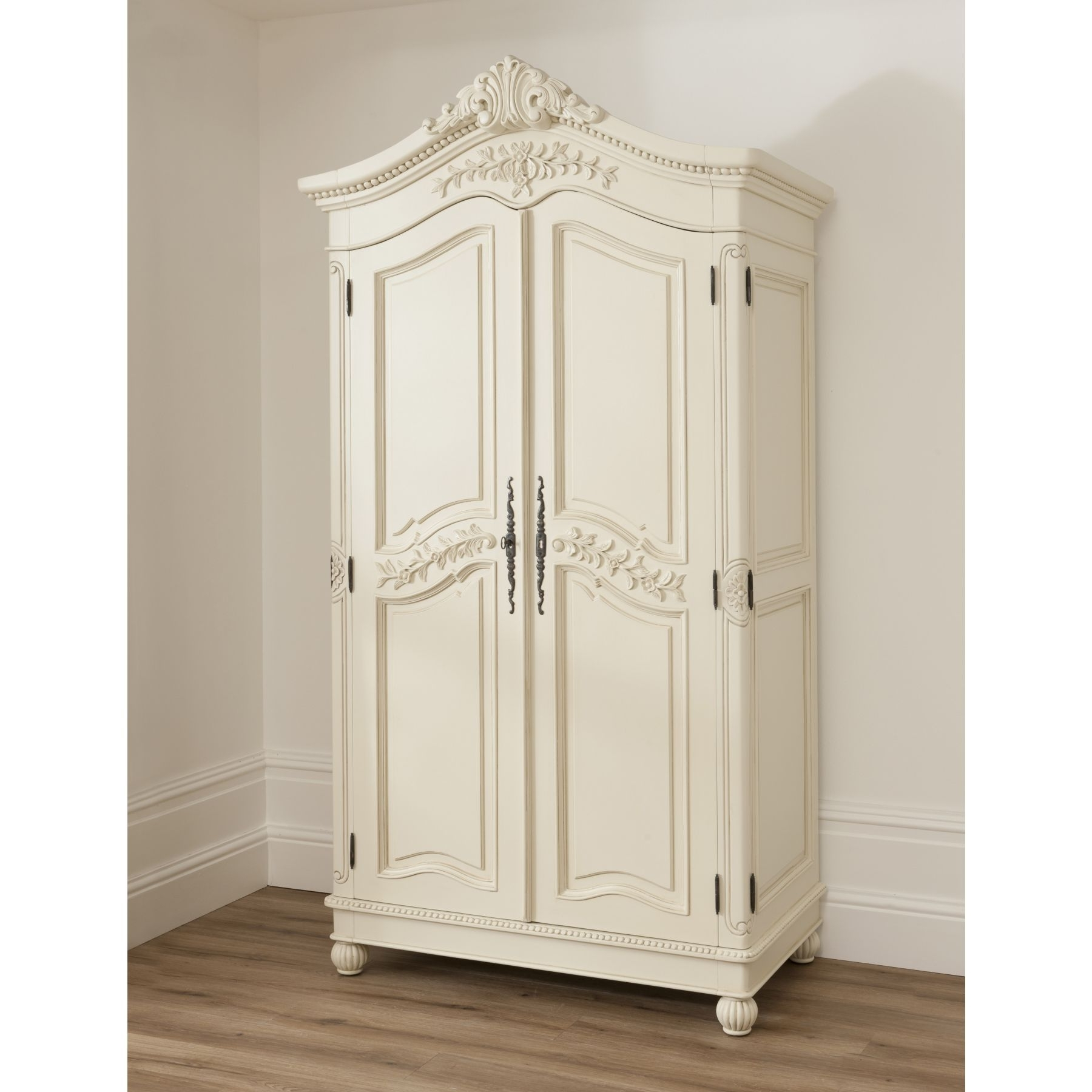 Antique French Wardrobes Throughout Newest Royal Touch To Your With Antique Wardrobes – Darbylanefurniture (View 4 of 15)