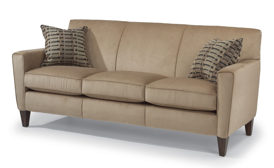 Apartment Size Sofas With Famous Sofa: Stylish Apartment Size Sofas Small Sectionals, Sofas Under (View 3 of 15)