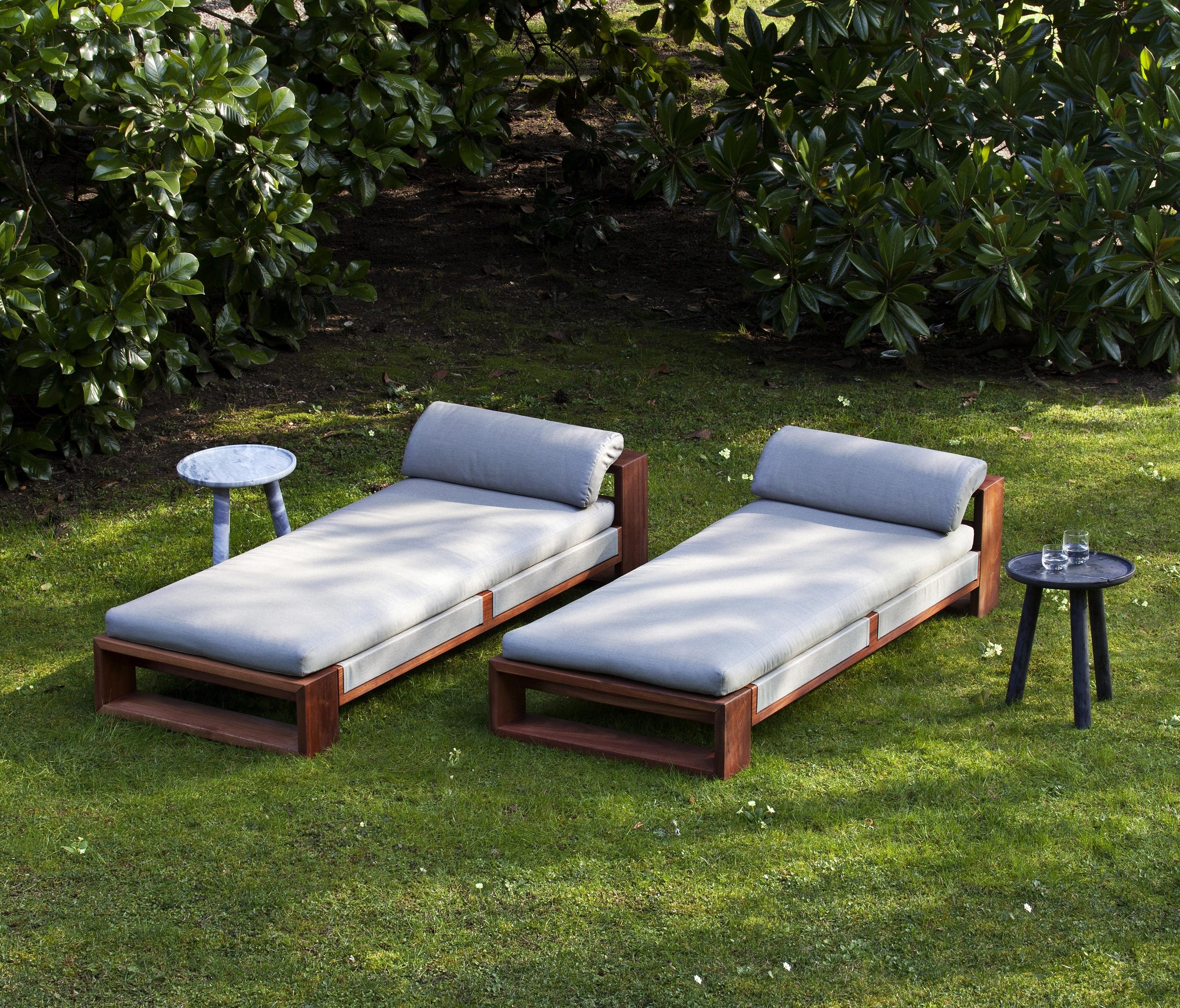 Architonic Pertaining To Chaise Lounge Sun Chairs (View 2 of 15)