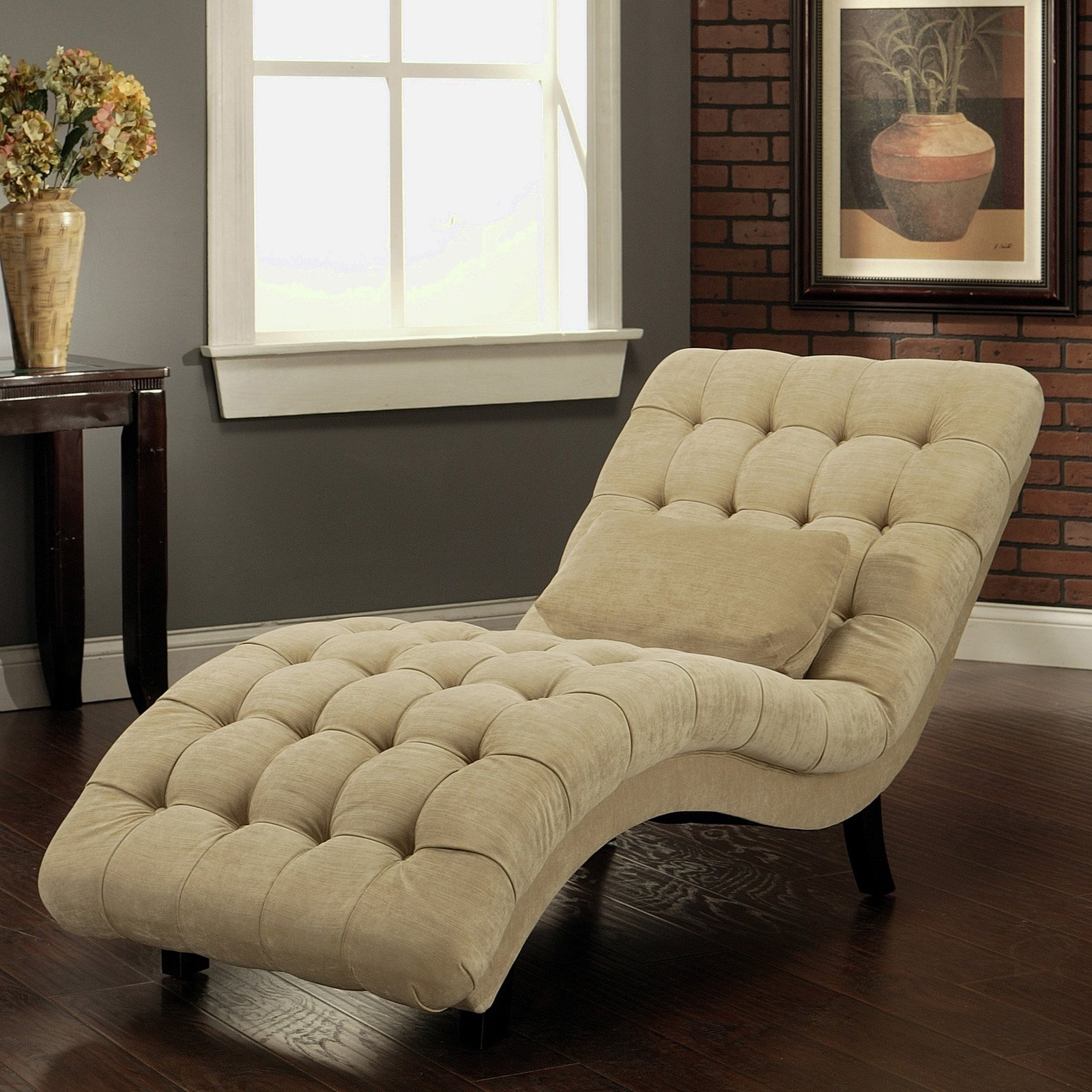 Awesome Indoor Chaise Lounge (View 4 of 15)