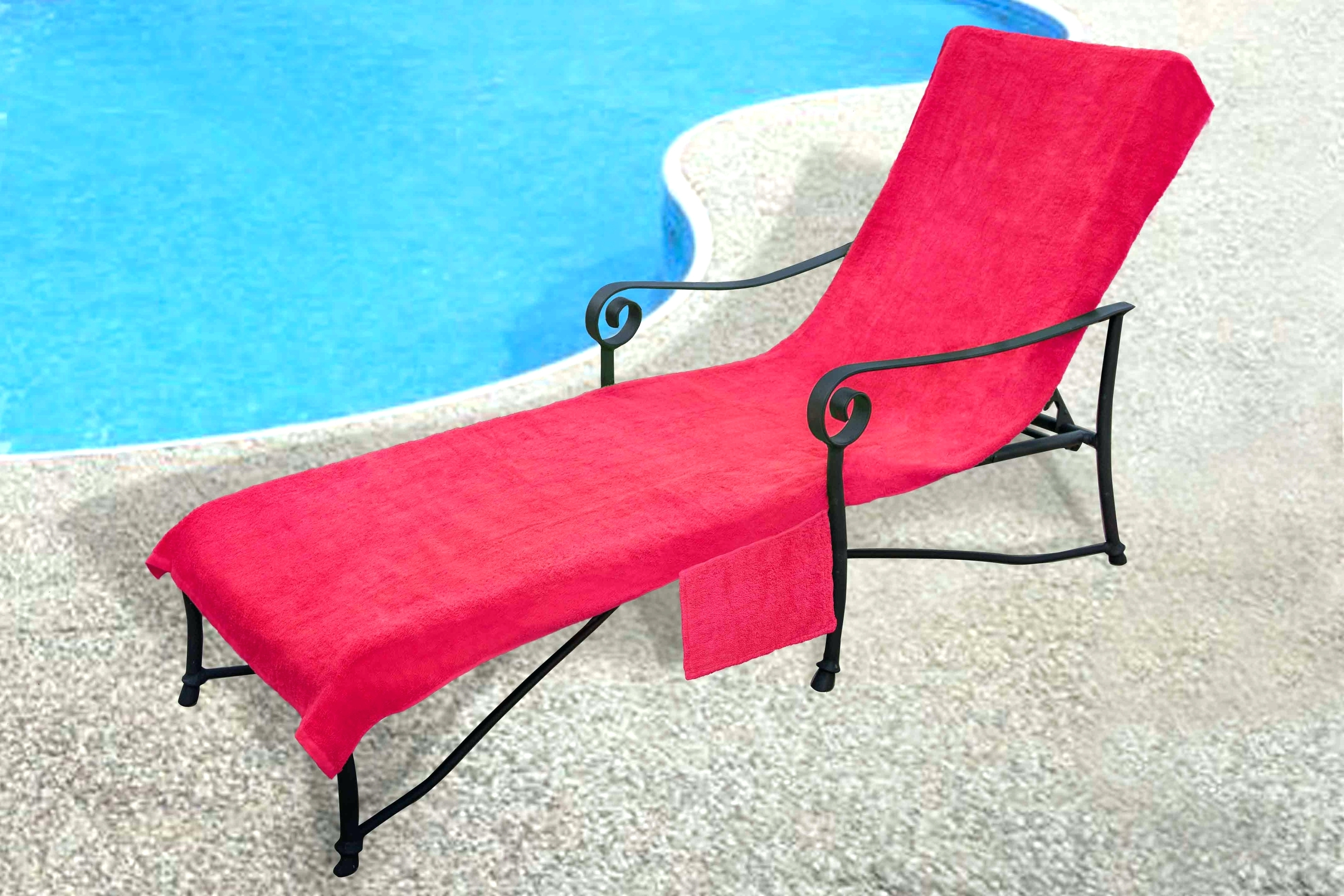 Bahama Beach Towel Chair Covers • Chair Covers Design Intended For Most Current Chaise Covers (View 15 of 15)
