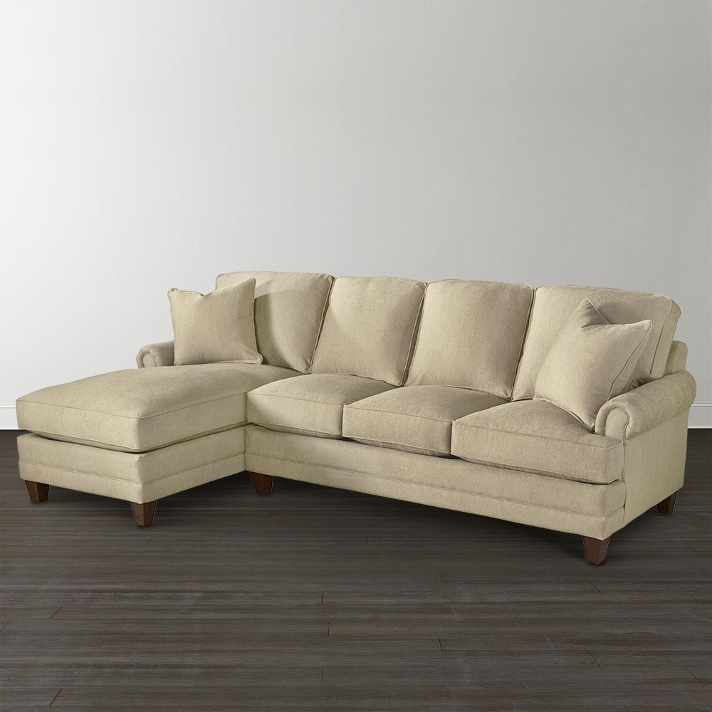 Bassett Furniture Pertaining To Beige Sectionals With Chaise (View 13 of 15)
