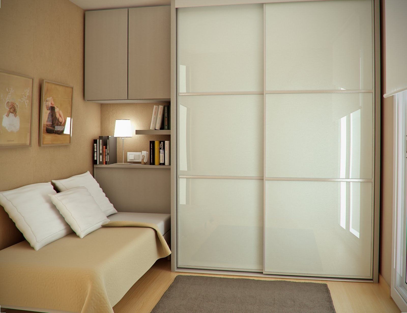 Bathroom Space Savers With Small Single Wardrobes (View 15 of 15)