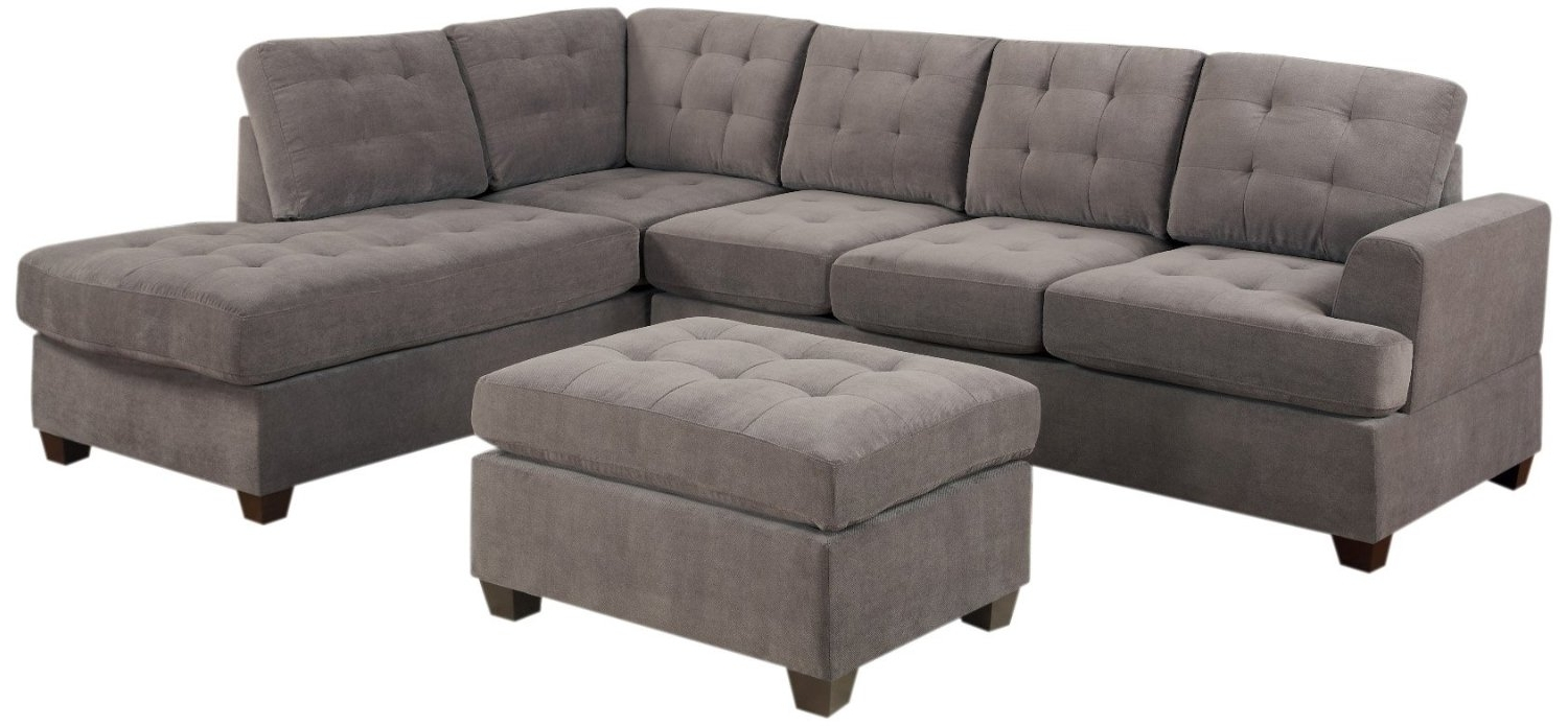 Beautiful Chaise Lounge Sectional With Brilliant Sectional Sofa Regarding Latest Sofas With Chaise Lounge (View 3 of 15)