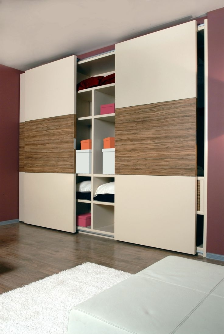 Bedrooms, Perms And Walk In For Coloured Wardrobes (View 3 of 15)