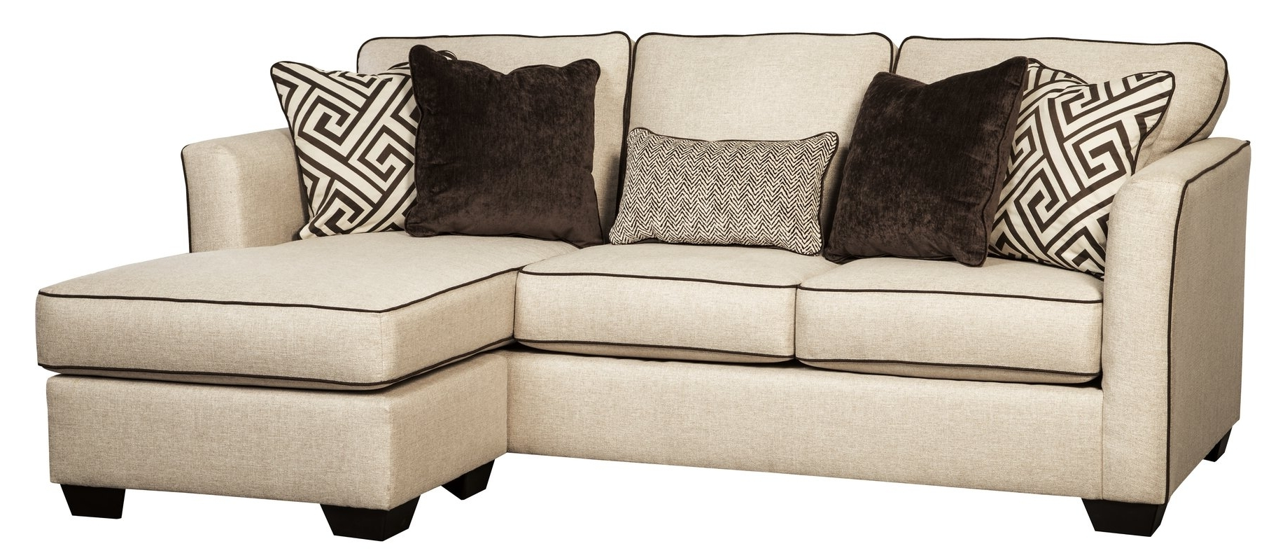 Benchcraft Carlinworth Sofa Chaise Sleeper & Reviews (View 2 of 15)