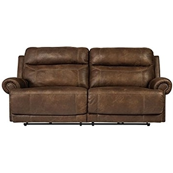 Best And Newest 2 Seat Recliner Sofas Within Amazon: Ashley Furniture Signature Design – Austere Recliner (View 9 of 15)