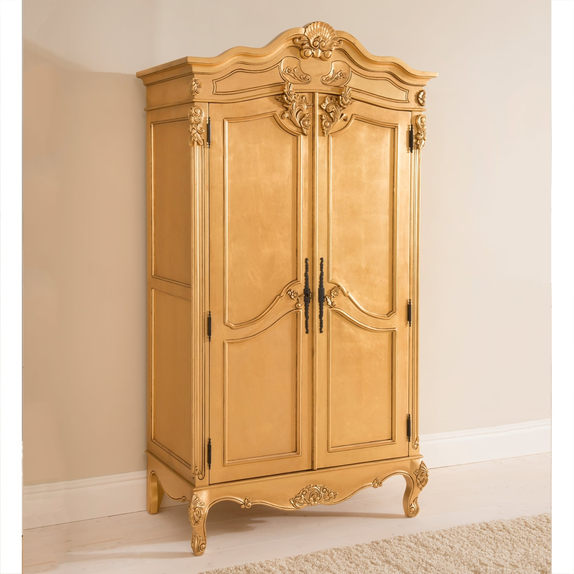 Best And Newest Baroque Wardrobes With Baroque Antique French Wardrobe (View 3 of 15)