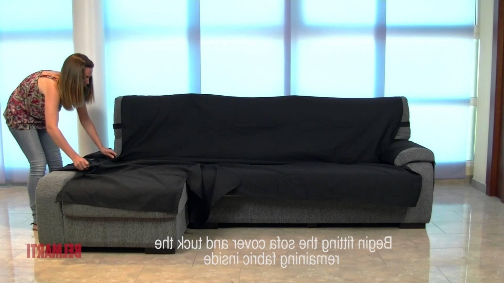 Best And Newest Chaise Lounge Sofa Covers Inside Chaise Covers (View 14 of 15)