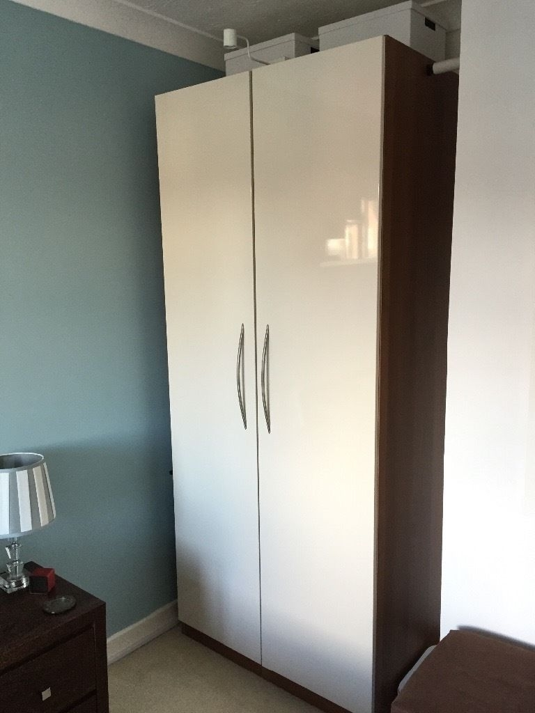 Best And Newest Gloss Wardrobes Within B&q Gloss Wardrobes (View 1 of 15)