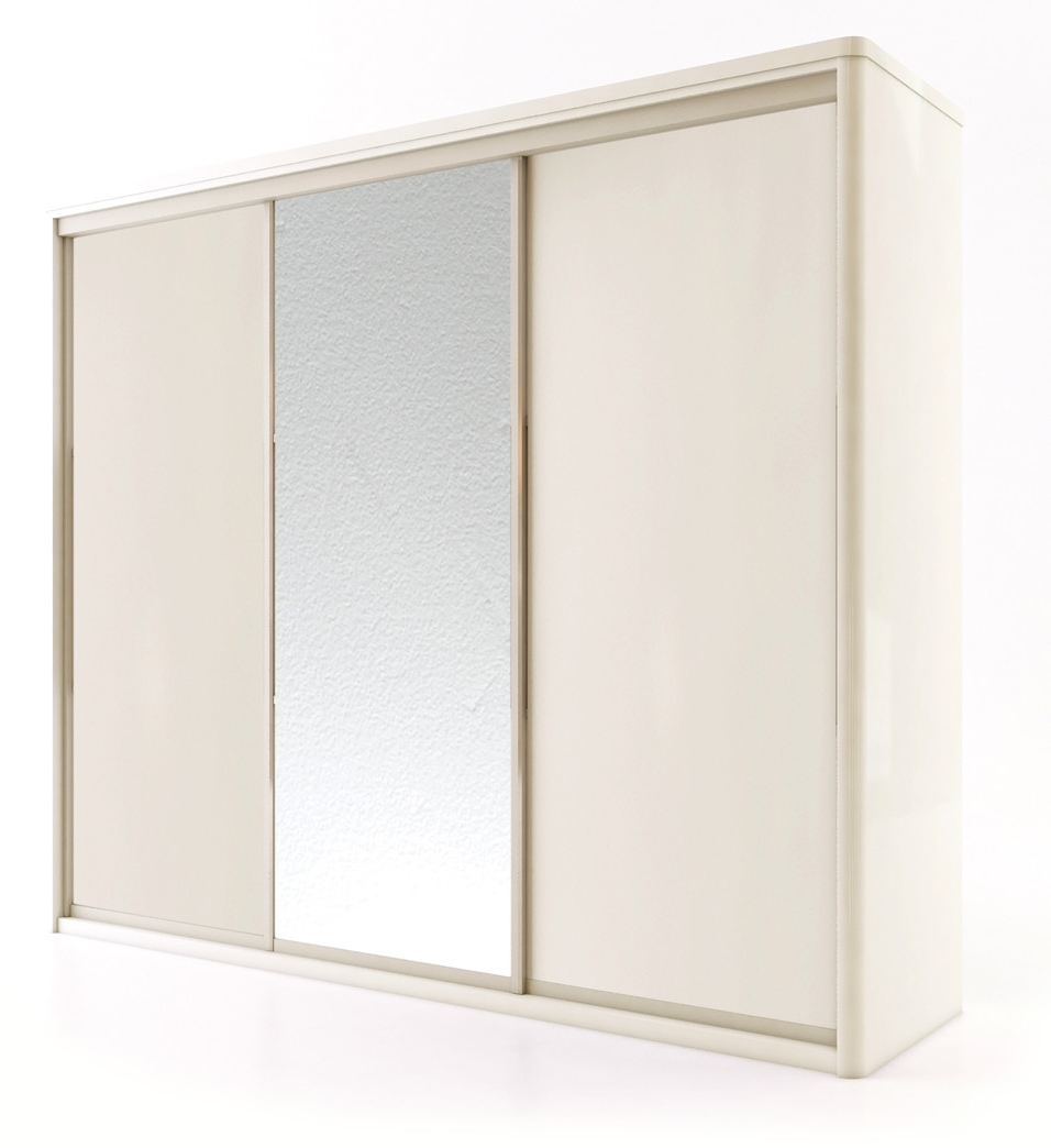 Best And Newest Ivory Wardrobes In Three Door Wardrobe Argos Uk John Lewis Premierhometown Ikea (View 2 of 15)