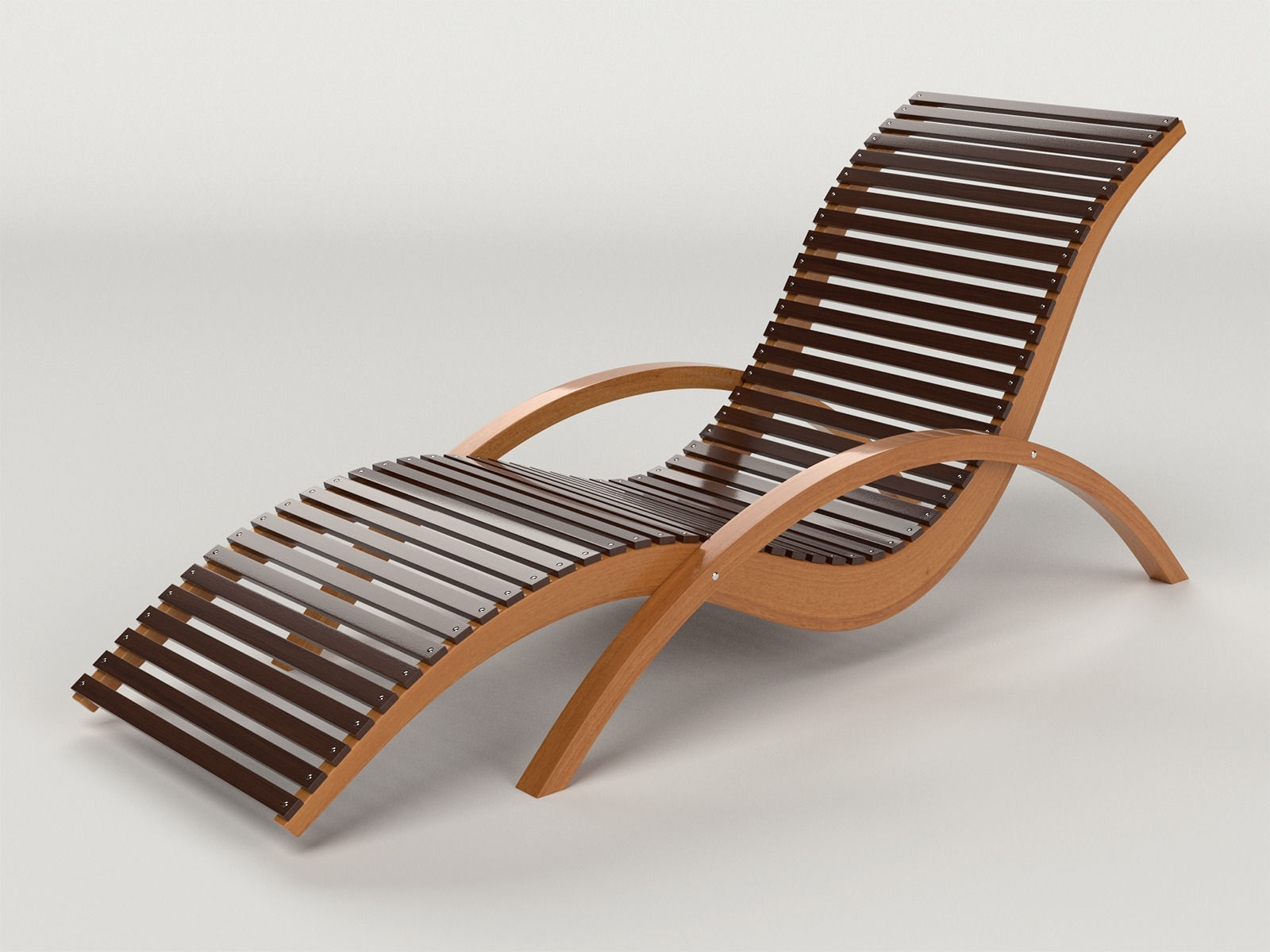 Best And Newest Lounge Chair : Outdoor Mesh Chaise Lounge Chairs Outside  Chaise Regarding Wooden Outdoor