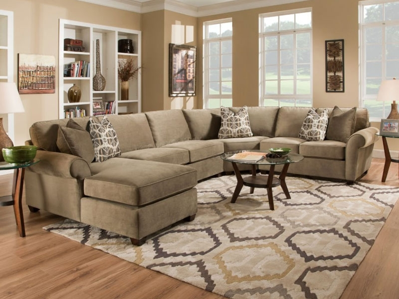 Best And Newest Most Comfortable Sectional Sofa For Fulfilling A Pleasant With With Regard To Large Comfortable Sectional Sofas (View 10 of 10)