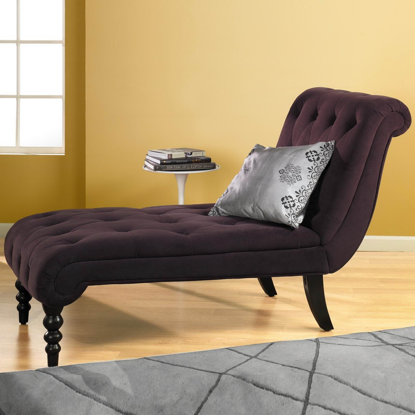 Best And Newest Small Chaises With Regard To Bedroom Chaise Lounge Chairs – Myfavoriteheadache (View 14 of 15)