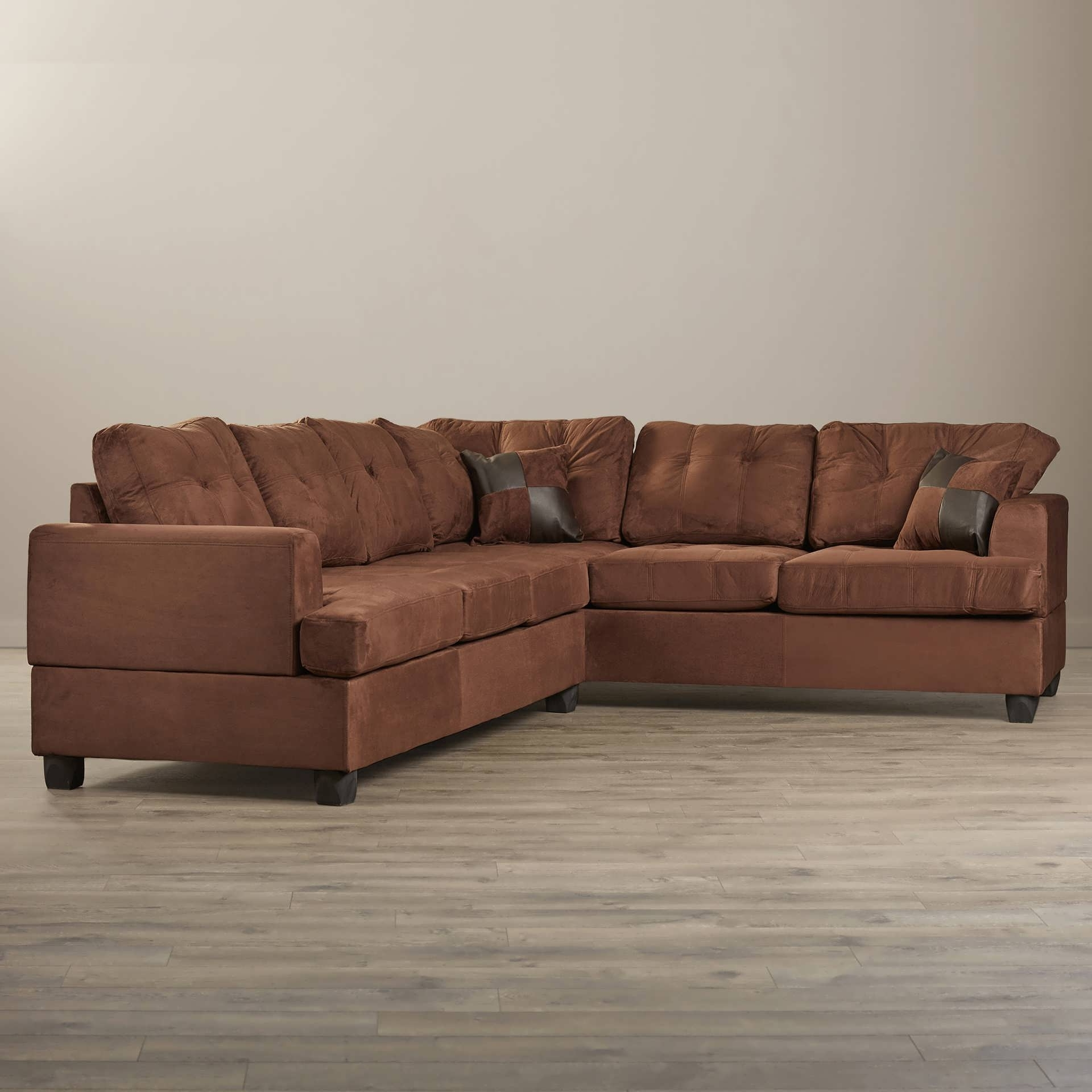 Best And Newest Sofa : White Leather Sectional Sectionals For Sale L Shaped Couch Inside Small Chaise Sectionals (View 10 of 15)