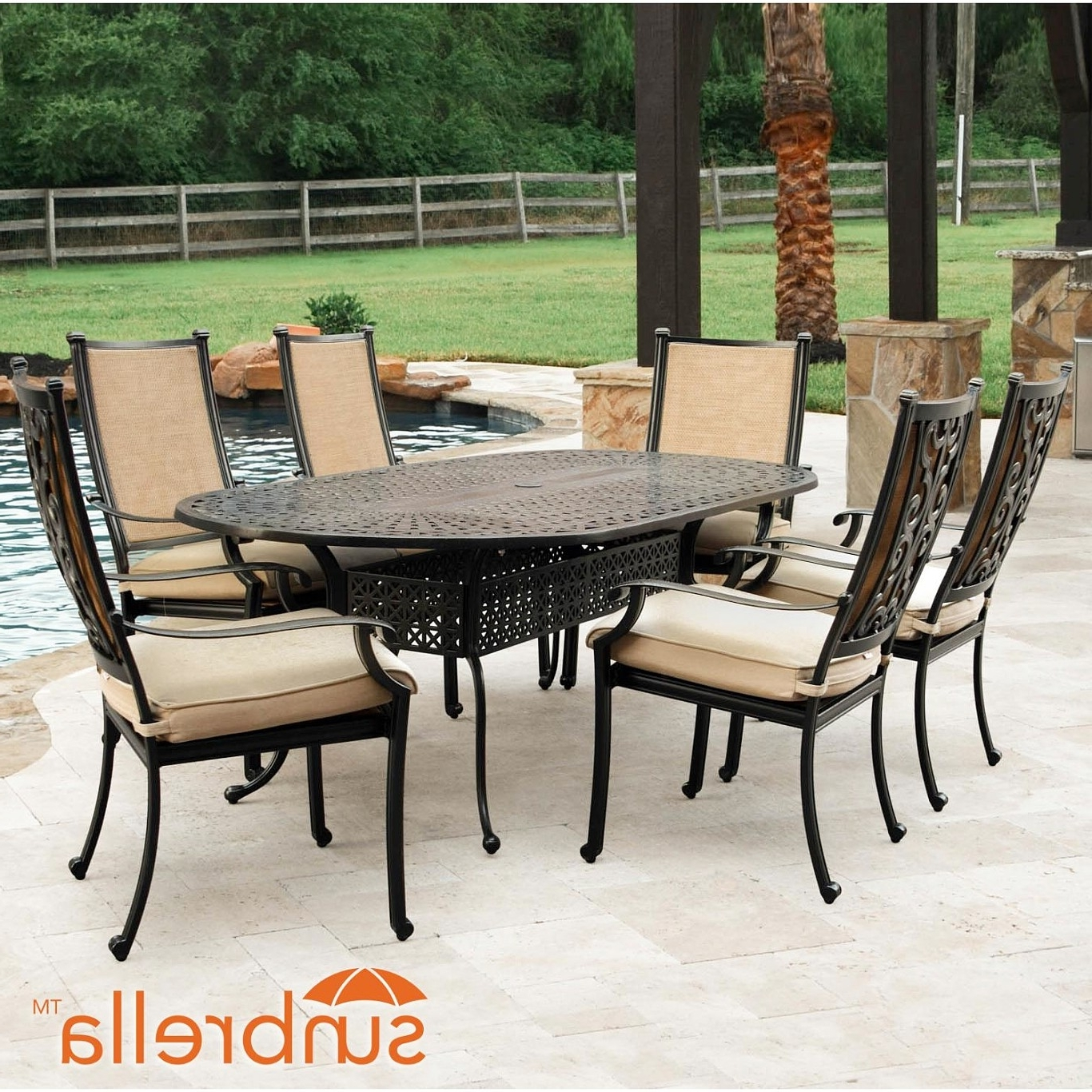 sets sears of table patio awesome outdoor dining picture furniture macys cupboard