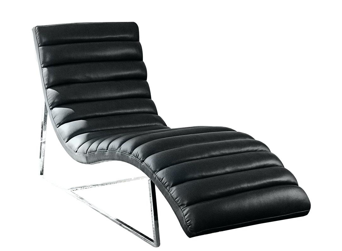 Black Chaise Iron Lounge Chairs Sofa Outdoor – Nikeaf1 Intended For Current Damask Chaise Lounge Chairs (View 2 of 15)