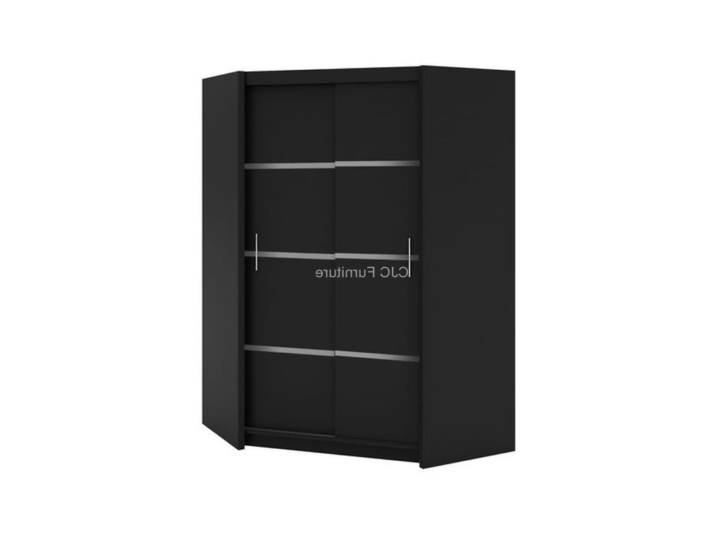 Black Corner Wardrobes Pertaining To Latest Birmingham Furniture – Cjcfurniture.co (View 3 of 15)