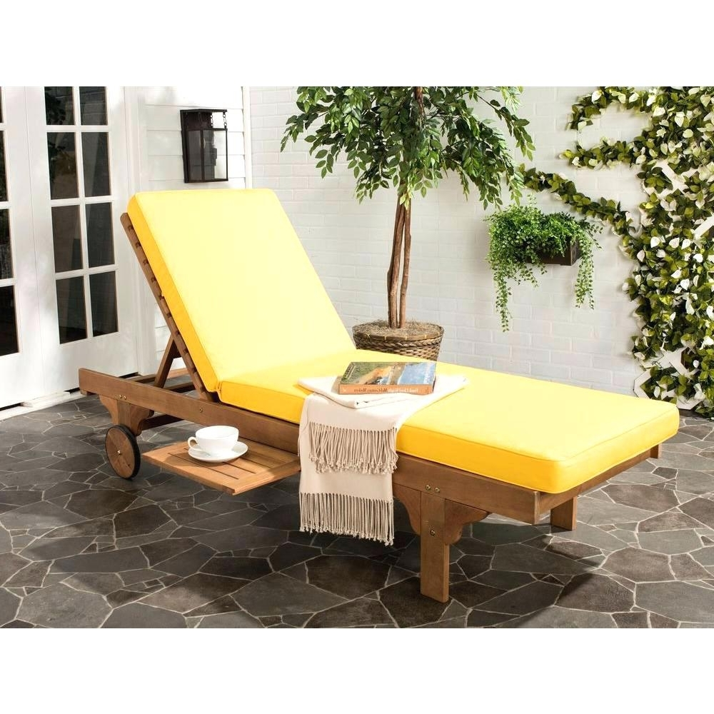 Boca Chaise Lounge Chair Outdoor Pillow • Lounge Chairs Ideas With Regard To Recent Boca Chaise Lounge Outdoor Chairs With Pillows (View 6 of 15)