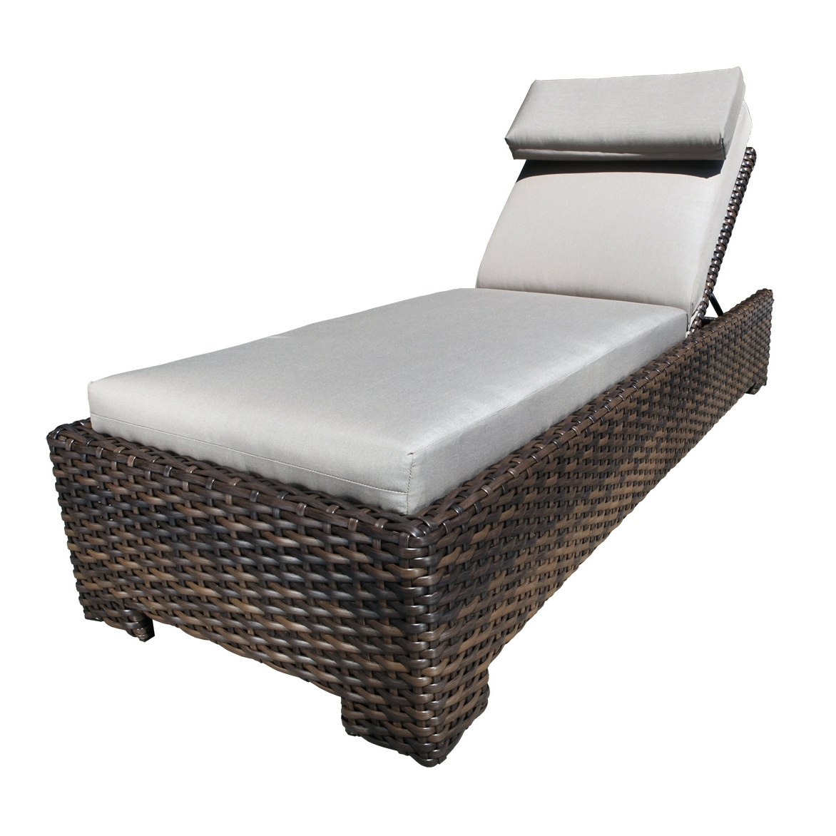 Boca Chaise Lounge Outdoor Chairs With Pillows In Fashionable Boca Chaise Lounge Chair Outdoor Pillow • Lounge Chairs Ideas (View 7 of 15)