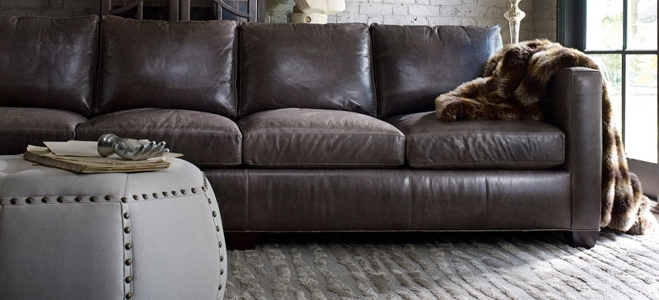 Bonners Furniture With High End Leather Sectional Sofas (View 3 of 10)