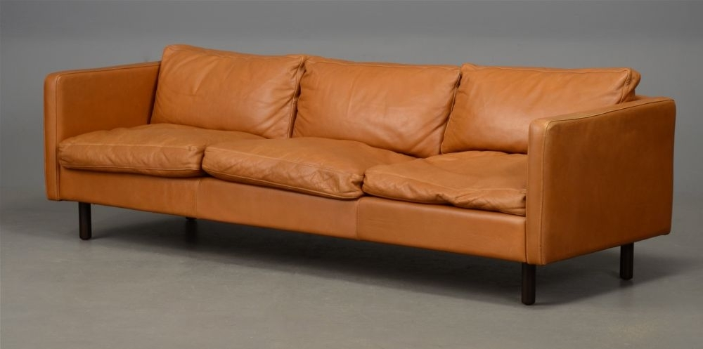 Brilliant Light Brown Leather Sofa Tan Sofas – Interiorvues Regarding Newest Light Tan Leather Sofas (View 3 of 10)