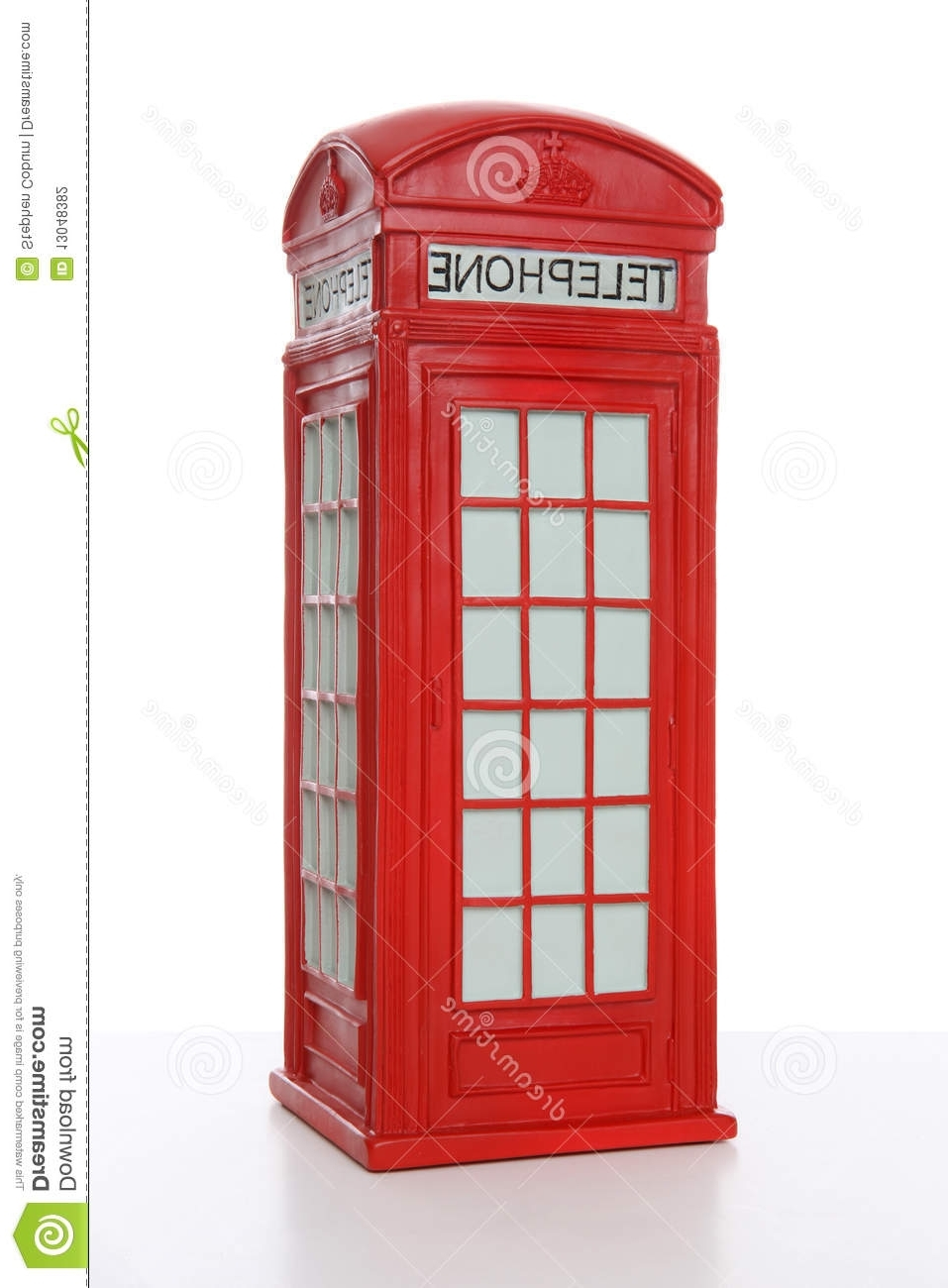 British Red Phone Booth Stock Photo (View 1 of 15)