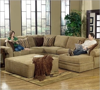 Broyhill In Broyhill Sectional Sofas (View 3 of 10)