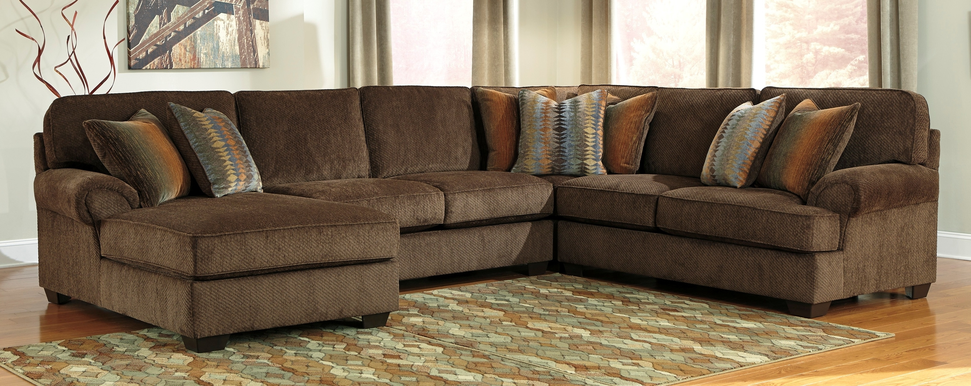 Buy Ashley Furniture 9171055 9171077 9171034 9171017 Denning For Widely Used Ashley Furniture Chaise Sofas (View 9 of 15)